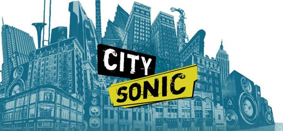 City Sonic Logo