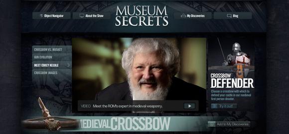 Museum Secrets Rocky Award Nomination