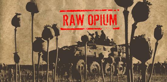 Raw Opium poster