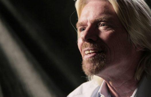 Shameless Idealists Richard Branson Interview Kensington Communications