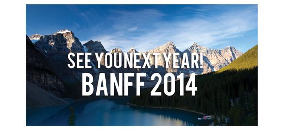Banff 2014 banner