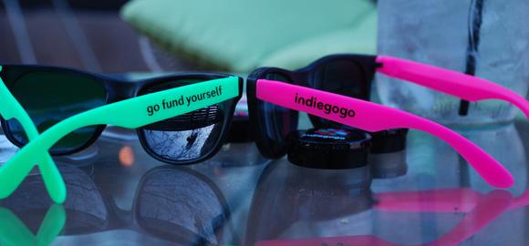 Indiegogo sunglasses