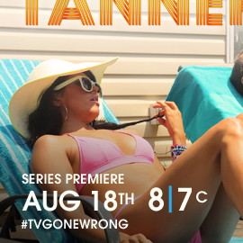 Tanners Series Premiere