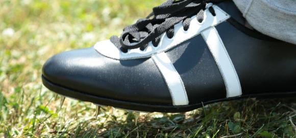 The Equalizer Shoe Replica