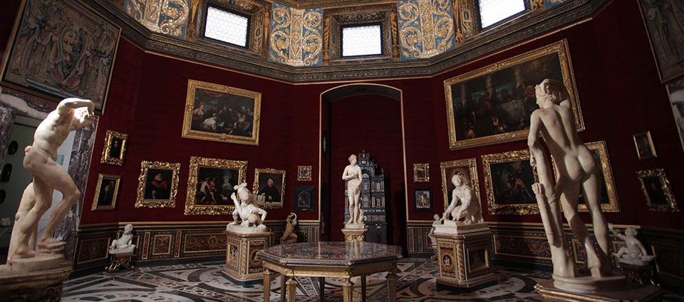 Museum Secrets Tribuna Uffizi